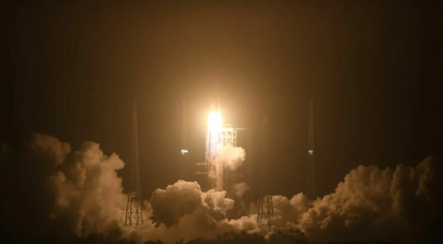 The second Long March 7A launch from Wenchang, March 11 Eastern time.