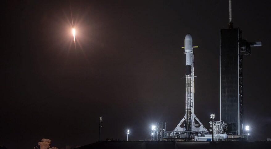 Falcon 9 double launch