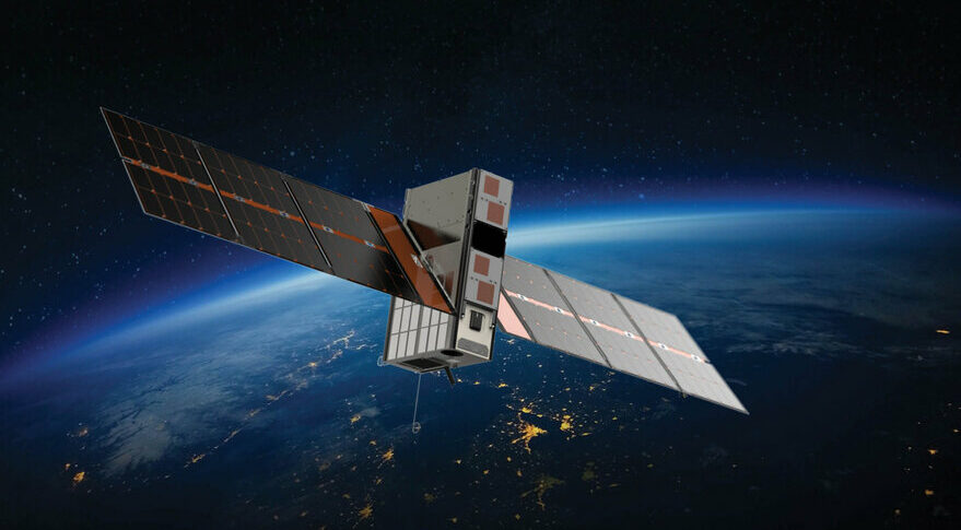A Fleet Space satellite
