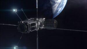 MEV-2 servicer successfully docks to live Intelsat satellite