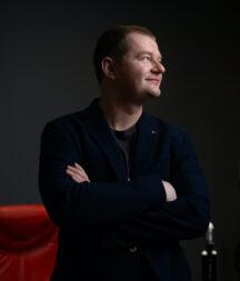 Max Polyakov, managing partner at Noosphere Ventures.