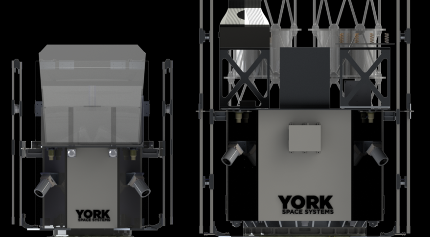 York Space Systems platforms