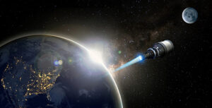 DARPA selects Blue Origin, Lockheed Martin to develop spacecraft for nuclear propulsion demo