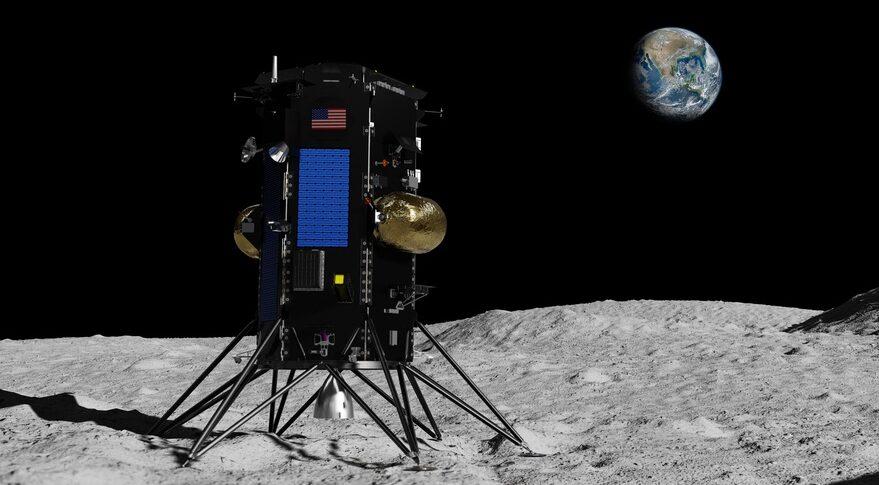 IM-1 lander