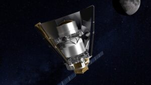 Lockheed Martin Tipping Point cryo mission