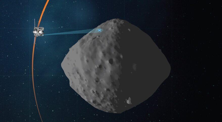 OSIRIS-REx flyby