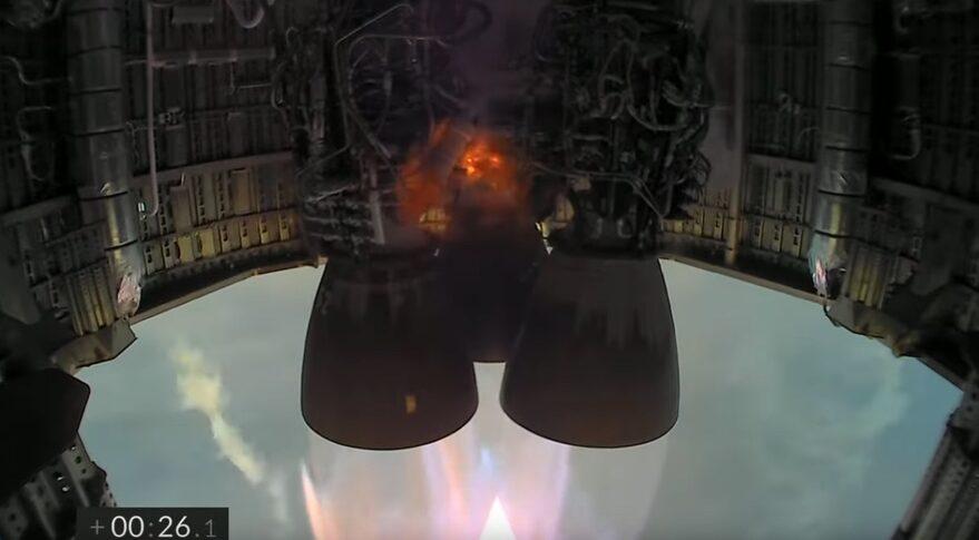 SN11 engine fire