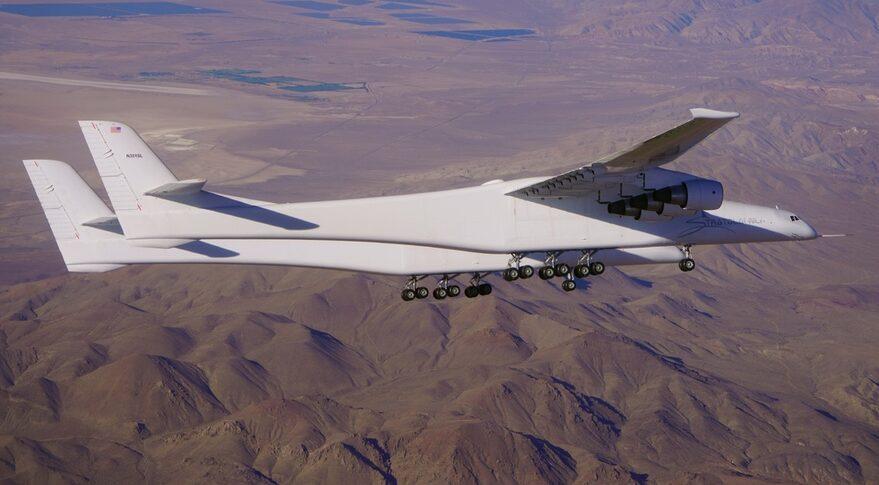 Stratolaunch plane