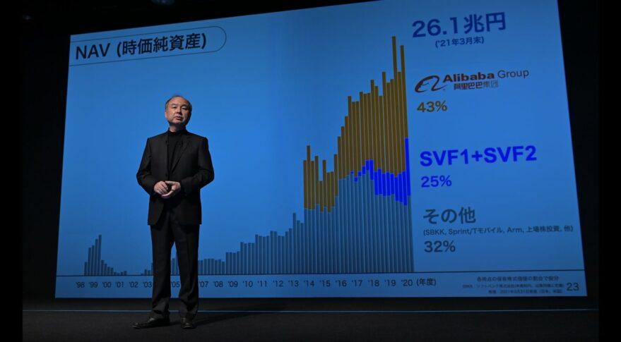 Maso Son, SoftBank founder