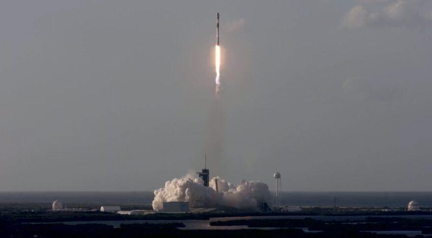 Falocn 9 launch