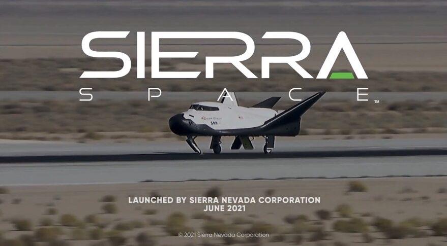 Sierra Space ad