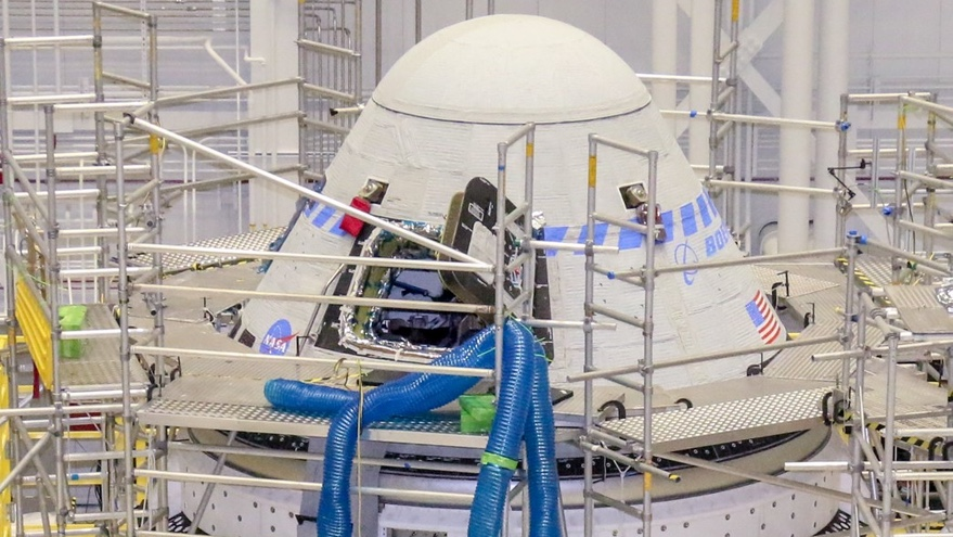 Starliner test flight scheduled for July 30 - SpaceNews