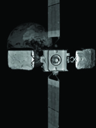 - An image of Intelsat 10 02 taken by MEV 2s infrared wide field of view camera at 15m away 190x253 - Space Tugs as a Service: In-orbit service providers are bracing for consolidation