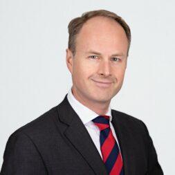 Fredrik Gustavsson, Inmarsat chief strategy officer