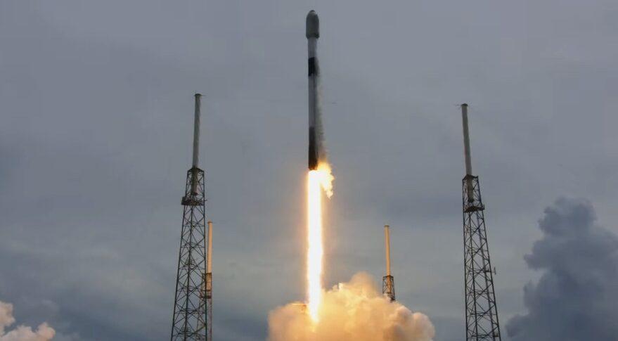 Falcon 9 Transporter 2 launch
