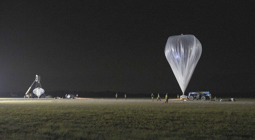Neptune test flight