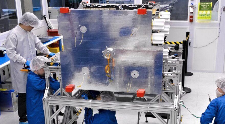 Astranis first satellite