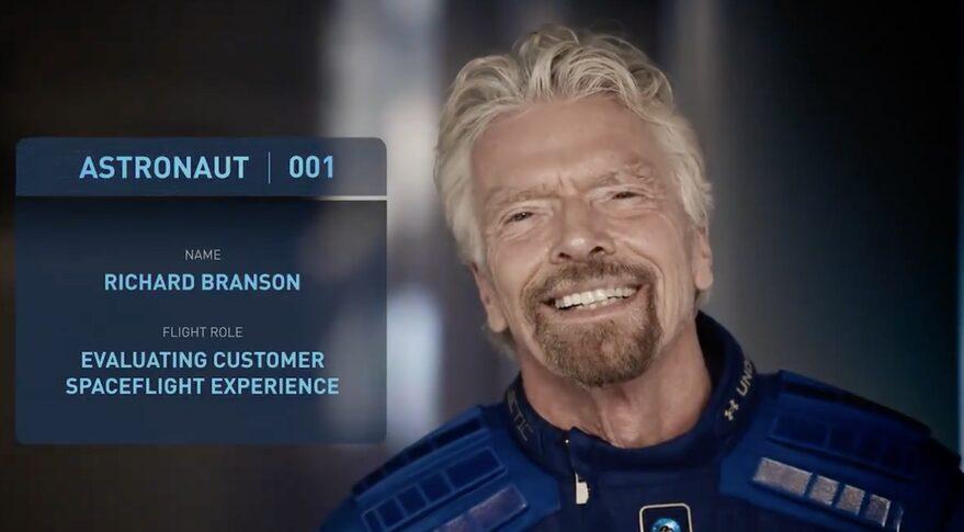 Branson Astronaut 001