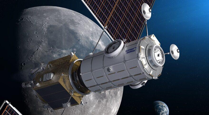 Northrop Grumman HALO module