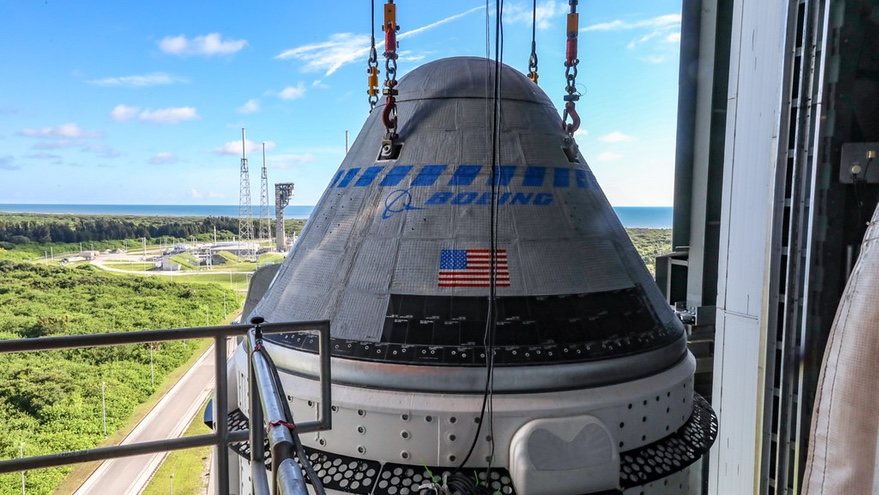 Starliner test flight likely to slip to 2022 - SpaceNews