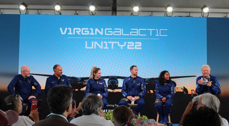 Unity 22 press conference