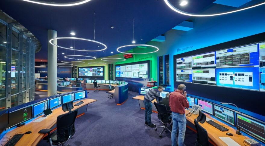 Eumetsat GEO mission control center