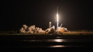 Falcon 9 Inspiration4 launch
