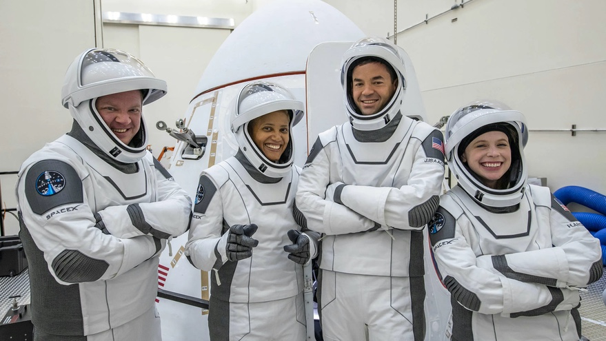 Is Netflix's Inspiration4 docuseries a brand new period in Space Age media relations? thumbnail