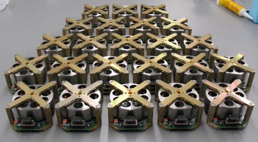 reaction wheels