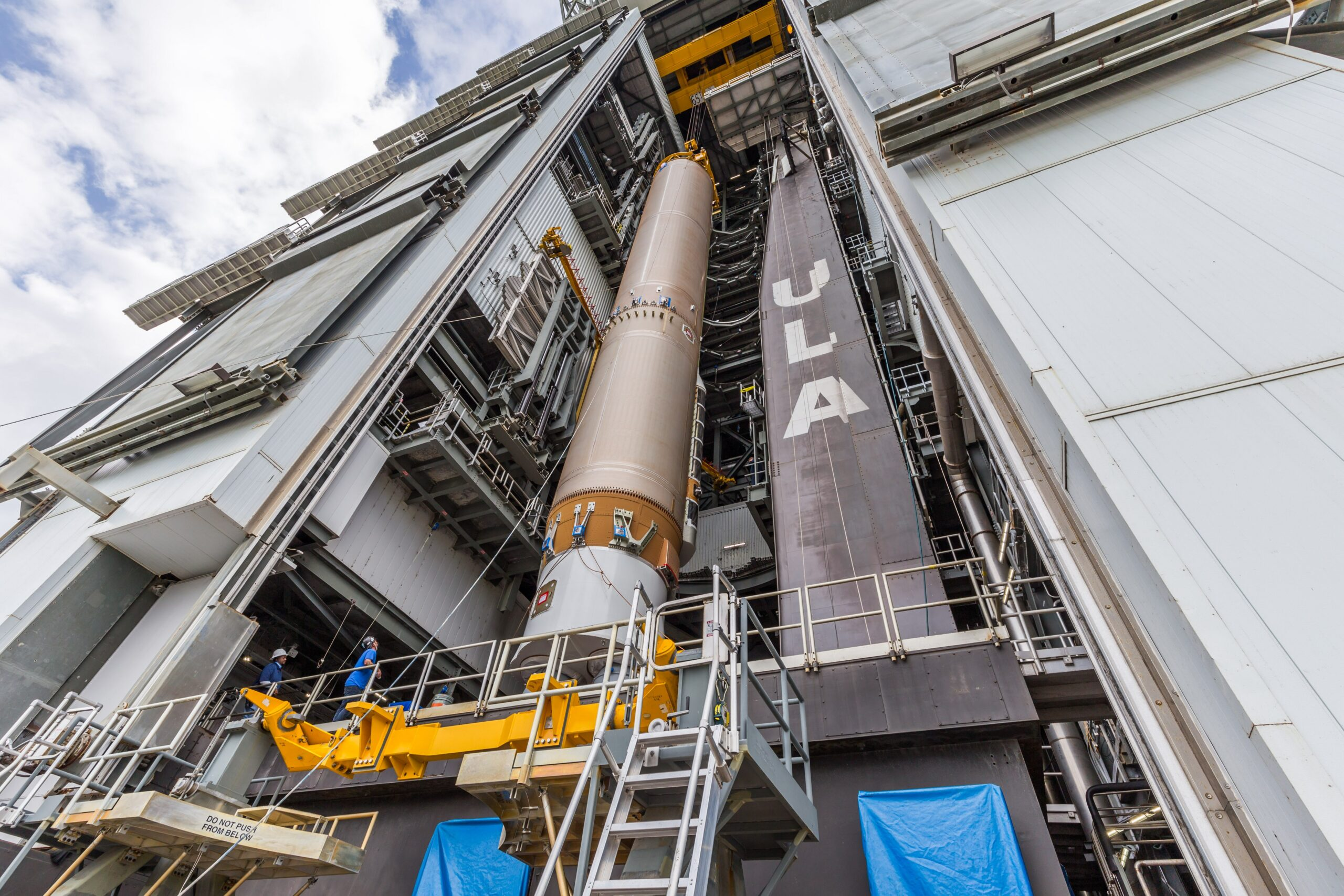 ULA sets new target launch date for Space Test Program STP-3 mission