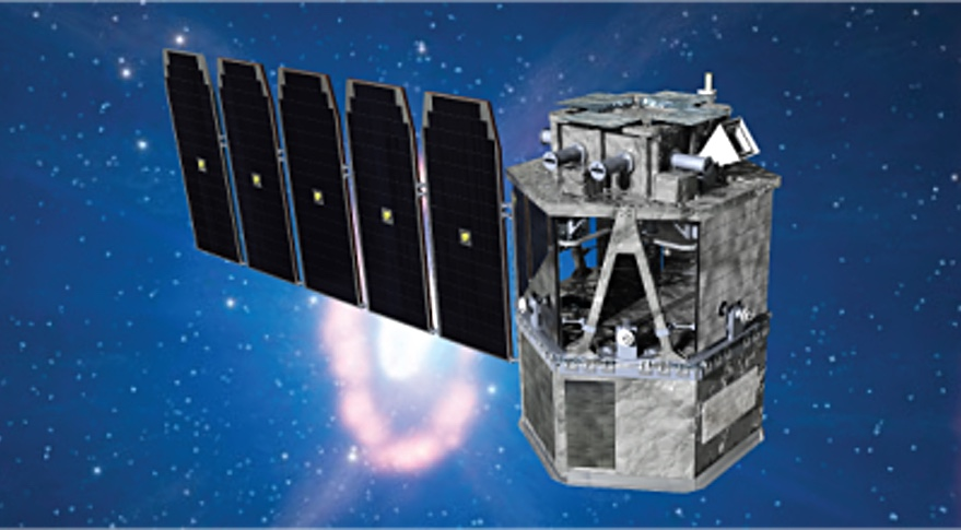 NASA selects gamma-ray telescope mission for development