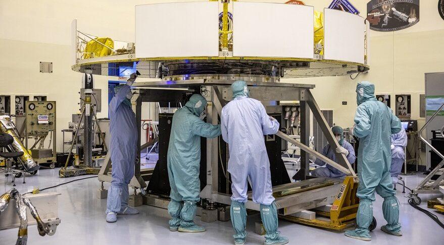 planetary protection Mars 2020