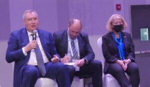 Rogozin and Melroy