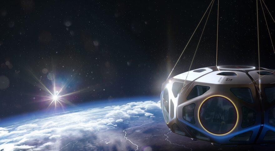 Explorer Space Capsule